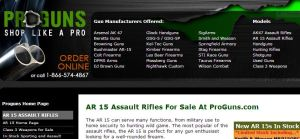 Assault Rifles 1