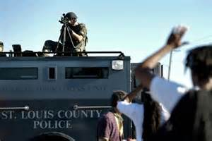 st louis county police