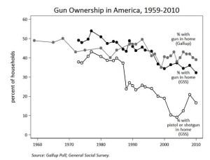 gun ownerhsip in america