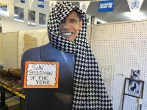 Obama gun shop