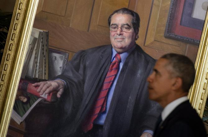 scalia obama