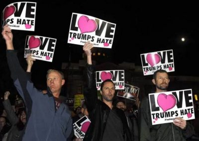 trump-protest-sign-love-hate-400x284
