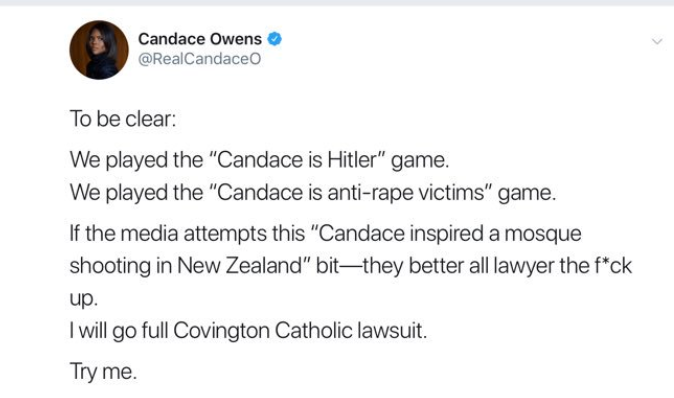 Candace owens 3